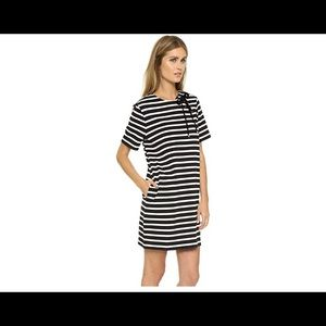Marc by Marc Jacobs Striped Jacquelyn Dress S